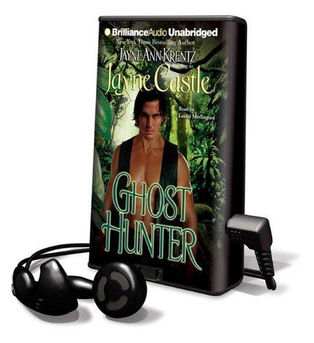 Ghost Hunter Jayne Castle