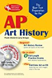 The Best Test Preparation for the AP Art History, Frank Chmiel and Larry Krieger, 0738602922