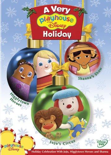Disney Playhouse (A Very Playhouse Disney Holiday)