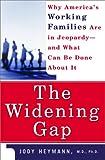 Widening Gap, Jody Heymann, 0465013082