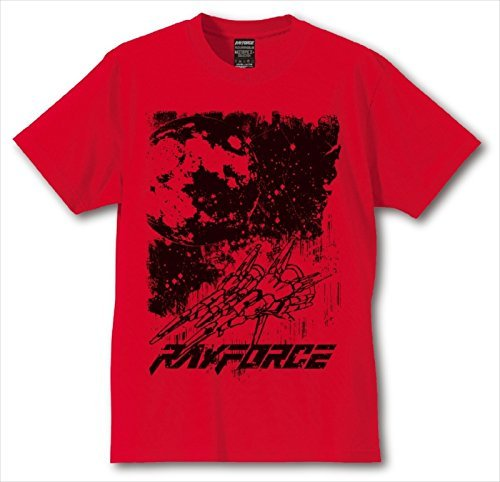 Rayforce MASTERPIECE + COLLECTION T-shirt size: M