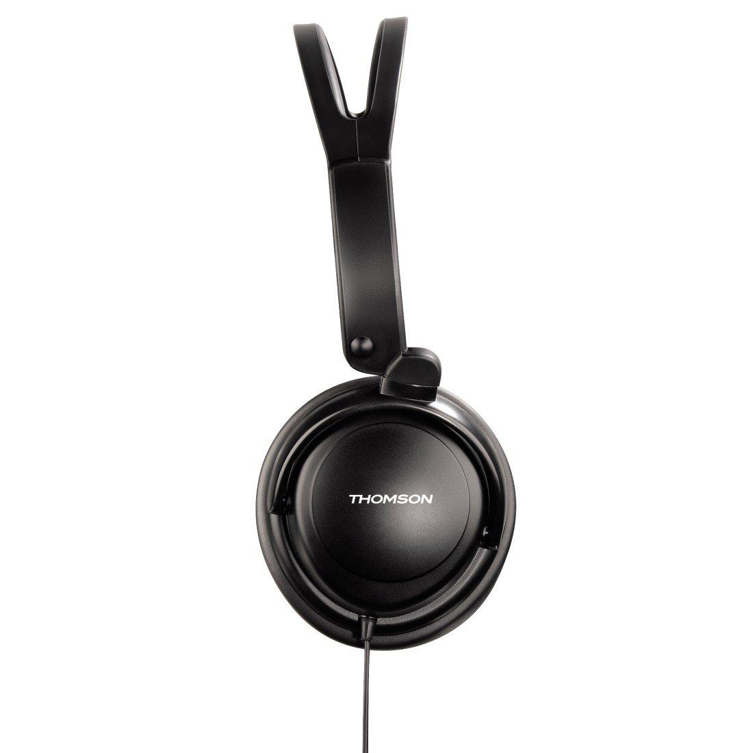 Hama Thomson A305 Negro Intraaural Dentro de oído Auricular: Amazon.es: Electrónica