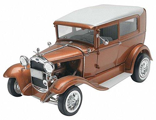アメリカレベル アメリカレベル 1/25 31 フォードモデルA ラットロッド 2IN1 4259 プラモデルの商品画像