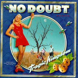 Image result for no doubt tragic kingdom
