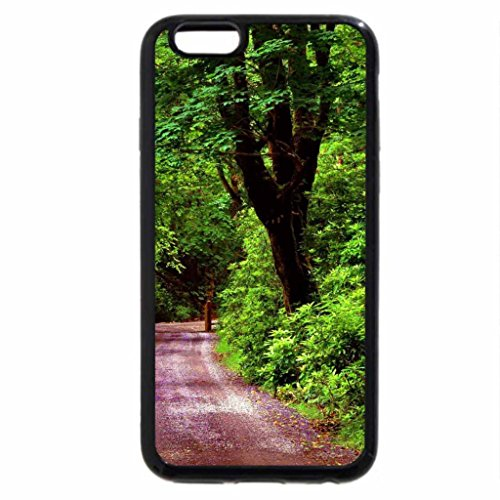 iPhone 6S / iPhone 6 Case (Black) Ireland nature