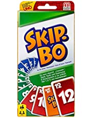 Mattel Games 52370 Skip-Bo Kaartspel