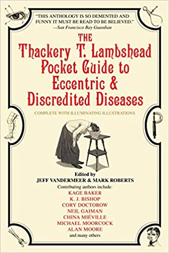 Image result for thackery t lambshead diseases