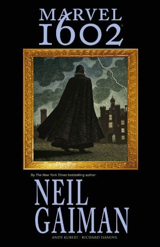 Neil Gaiman, Getting Back To His Graphic Novel Roots