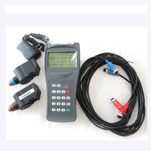 TDS-100H-S1+M2 Transit-Time Handheld Digital Ultrasonic Flow Meter for DN15-700mm Pipe Size by M&A INSTRUMENTS INC (Image #2)