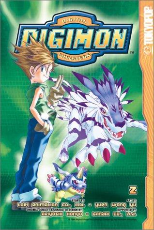 Digimon 2 (Manga Digimon)