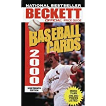Official Price Guide to Baseball Cards 2000: 19th Edition