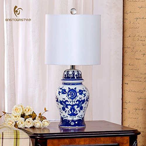 Porcelain Black Clamp Lamp - 9