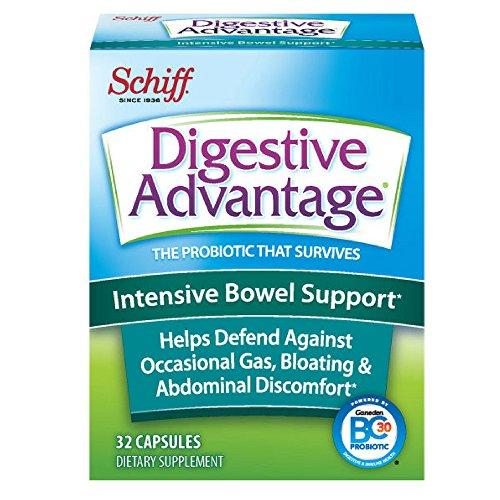 Cheap Digestive Advantage Intensive Bowel Support, 32 Capsules