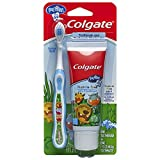 Colgate My First Baby and Toddler Toothpaste and Toothbrush