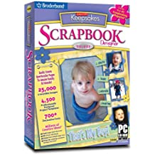 Creating Keepsakes Scrapbook Designer Deluxe 2.0