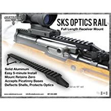 SKS Optics Rail - Full Length Picatinny Receiver Mount