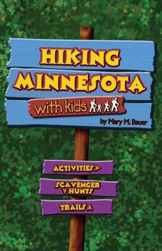 Hiking Minnesota Magnifying Ruler Booklet product image