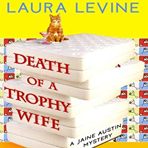 Death of a Trophy Wife Audiobook