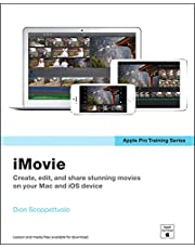 Apple Pro Training Series: iMovie