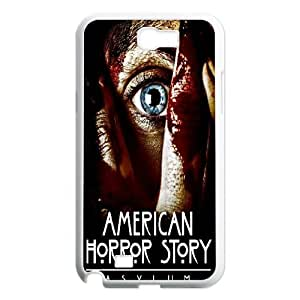Custom Design - American Horror Story Phone Case Cover For Samsung Galaxy Note 2 Case TPUKO-Q884382