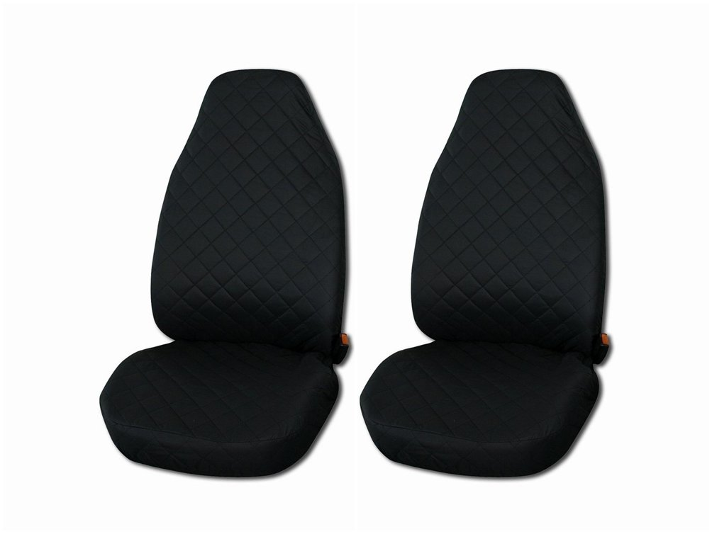 For Volvo V40 Hammock Rear Black HD Waterproof Seat Cover