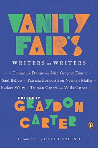 Baldwin Vanity (Vanity Fair's Writers on Writers)