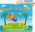 Beach Is to Fun: A Book of Relationships