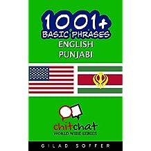 1001+ Basic Phrases English - Punjabi