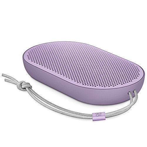 B&O PLAY P2 Portable Bluetooth Speaker, Lilac, One Size