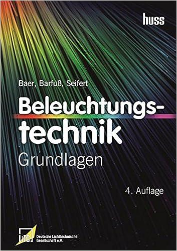BELEUCHTUNGSTECHNIK GRUNDLAGEN PDF