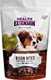 Extension Dog Treat, Bison Bites, 4.5 oz