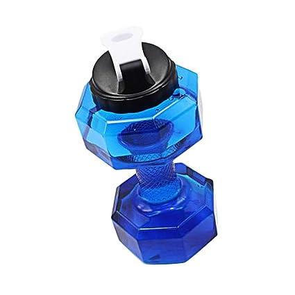 Magideal Correr Caldera de Aptitud Accesorios Caldera de Entrenamiento Duradero - Azul
