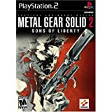 Metal Gear Solid 2: Sons of Liberty - PlayStation 2