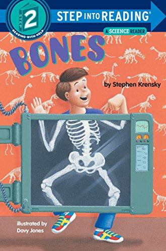 Bones (Step-Into-Reading, Step 2)