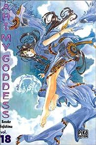 Ah ! My Goddess, tome 18 par  Kosuke Fujishima
