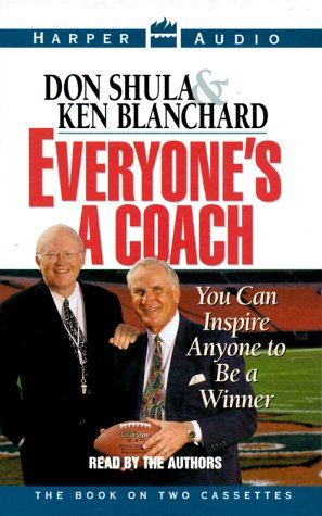 Everyone's A Coach: Five Business Secrets for High Performance Coaching by Brand: HarperAudio