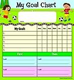 My Goal Chart Notepad, , 1483800210