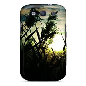 Tpu Bling Cases Shockproof Scratcheproof Sorrow Hard Case Cover For Galaxy S3
