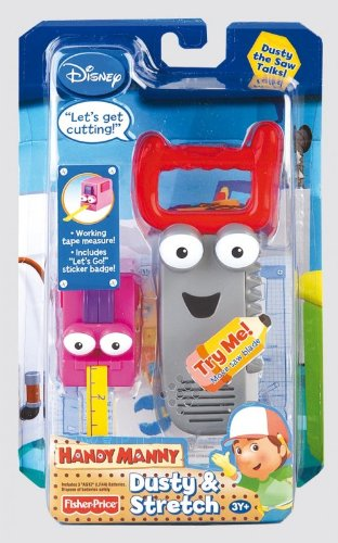 (Fisher-Price Talkin' Tools - Stretch and Dusty)