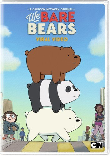 Cartoon Network: We Bare Bears Vol. 1 (DVD)