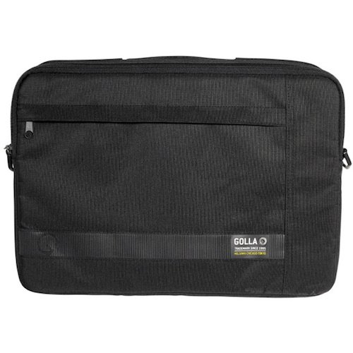 Golla Owen 14-Inch Notebook Sleeve - Black by Golla