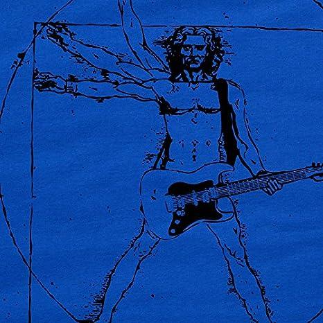 style3 Da Vinci Rock Camiseta para hombre T-Shirt música festival: Amazon.es: Ropa y accesorios