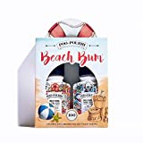Poo-Pourri Secret Santa Botella Personalizada de 118.29 ml, Set de Regalo Beach Bum, Multicolor, 1, 4