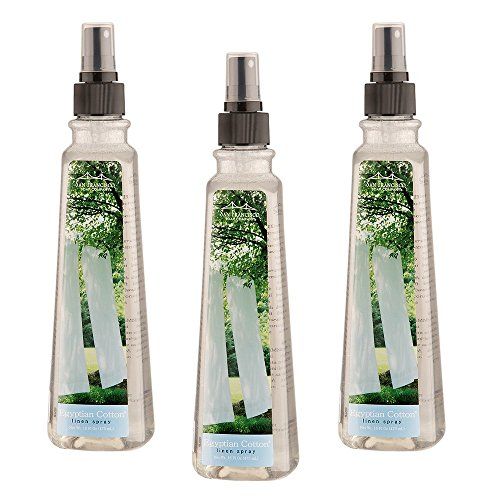 Scented Linen Bath Fresh - San Francisco Soap Company Egyptian Cotton Linen Spray - Set of 3