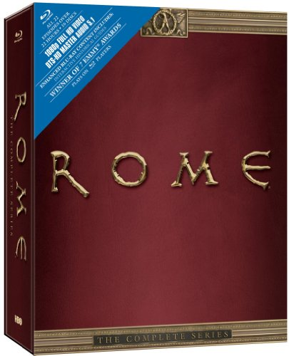 Rome: The Complete Series (BD) [Blu-ray]]()