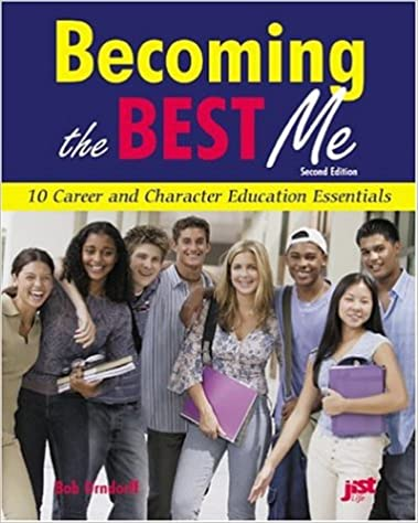 Book Becoming the Best Me: 10 Career and Character Education Essentials