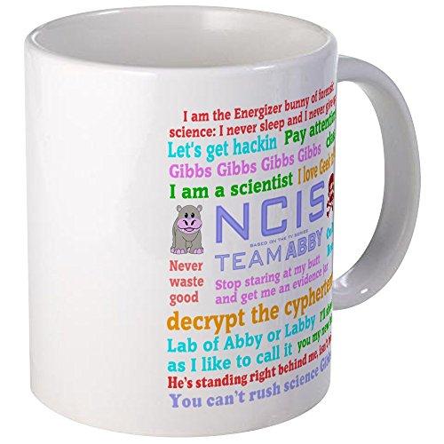 (CafePress - NCIS Abby Quotes Mug - Unique Coffee Mug, Coffee)