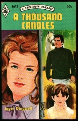 A Thousand Candles (A Harlequin Romance #1615)