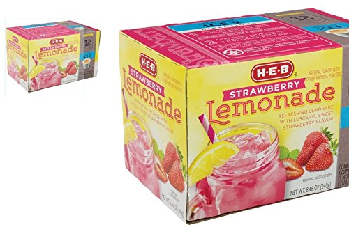 h-e-b-refreshing-lemonade-k-cup-20-compatible-12-cts-pack-of-2-strawberry-lemonade