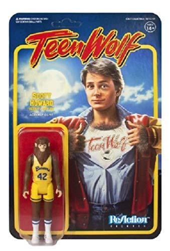 Werewolf w/Basketball Uniform (Teen Wolf) Reaction Figure by Super7